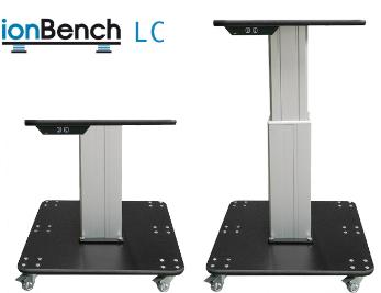 電動昇降/可動式 HPLC用 ionBench(イオンベンチ製品)
